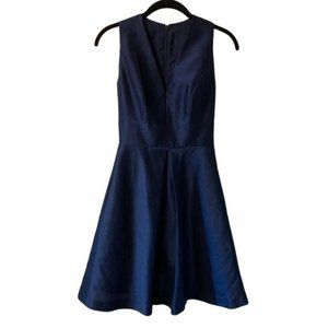 Alfred Sung Fit and Flare Dress
